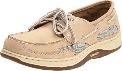 Sebago Men's Clovehitch II Boat Shoe,Taupe,9.5 WW US