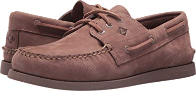 Sperry Mens A/O 3-Eye Nubuck Flood